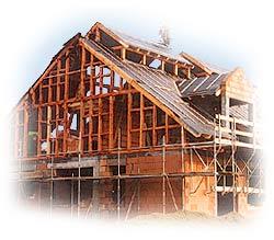 Dachkonstruktion Dachkonstruktionen Walmdach Kruppelwalmdach